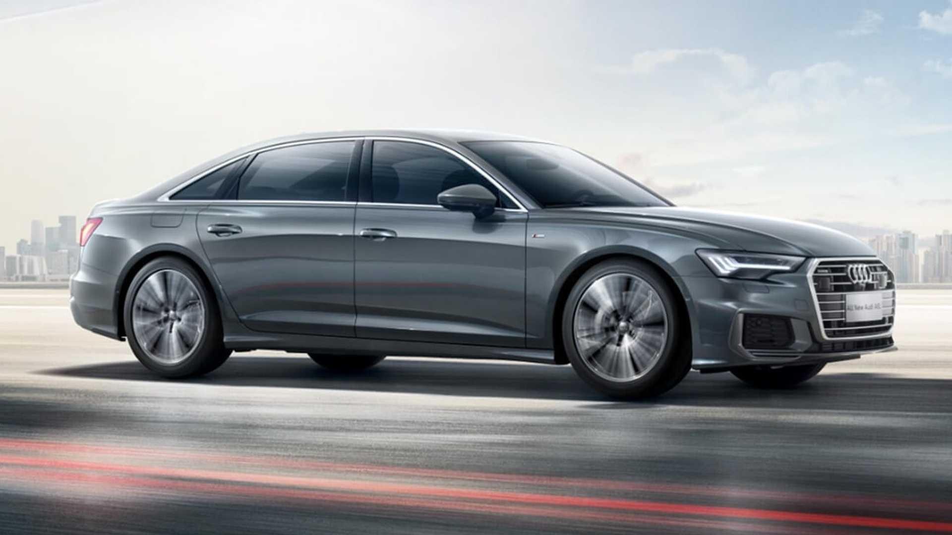 Audi A6L 2019 (2)