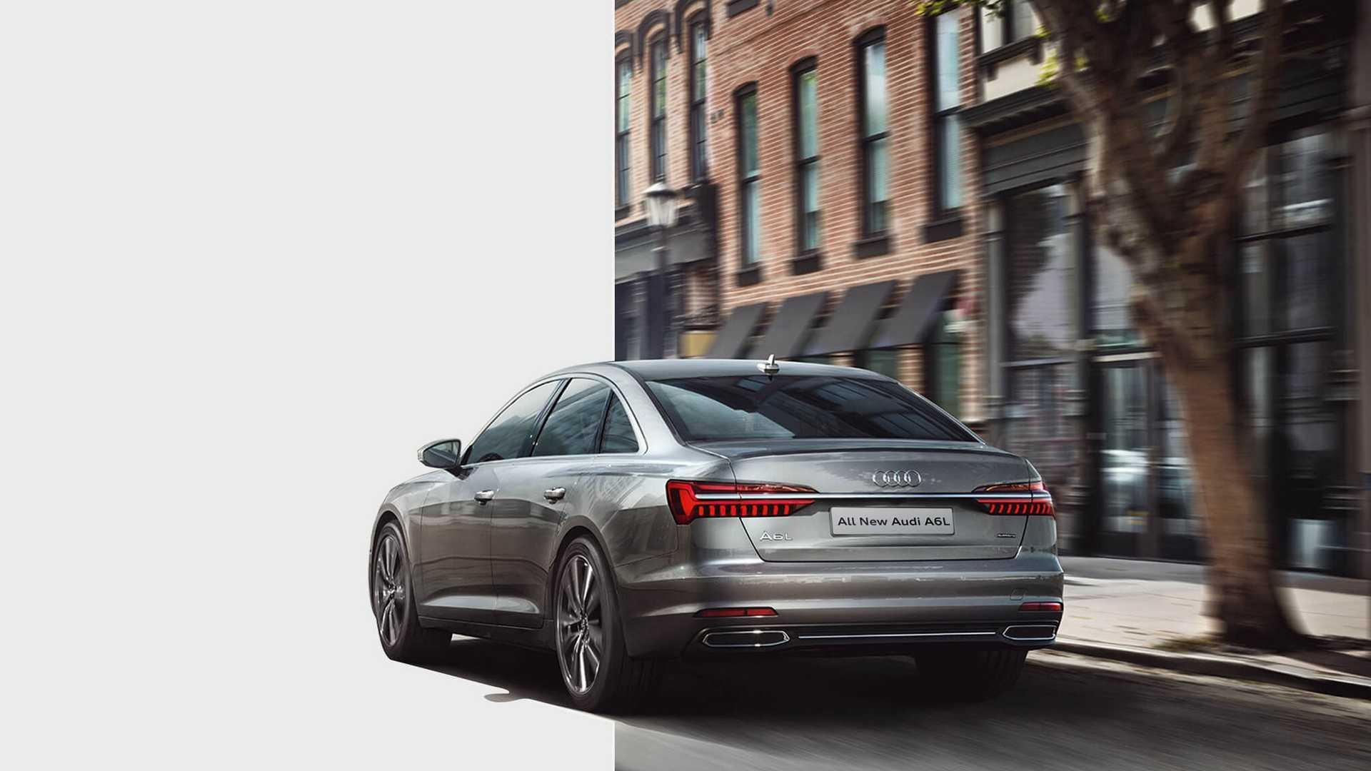 Audi A6L 2019 (4)