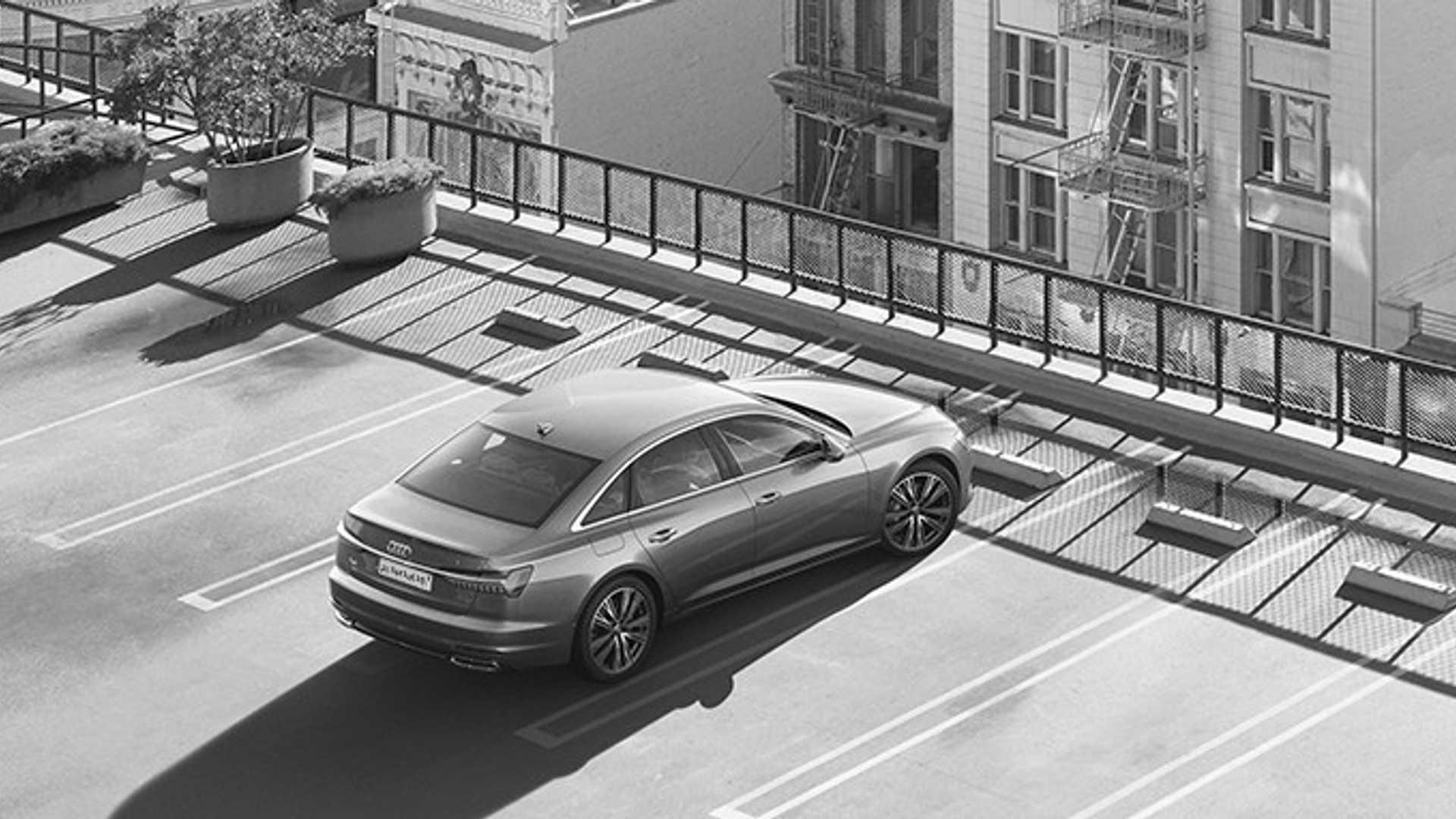 Audi A6L 2019 (5)