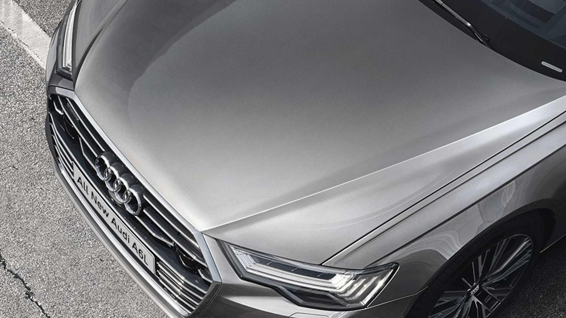 Audi A6L 2019 (6)