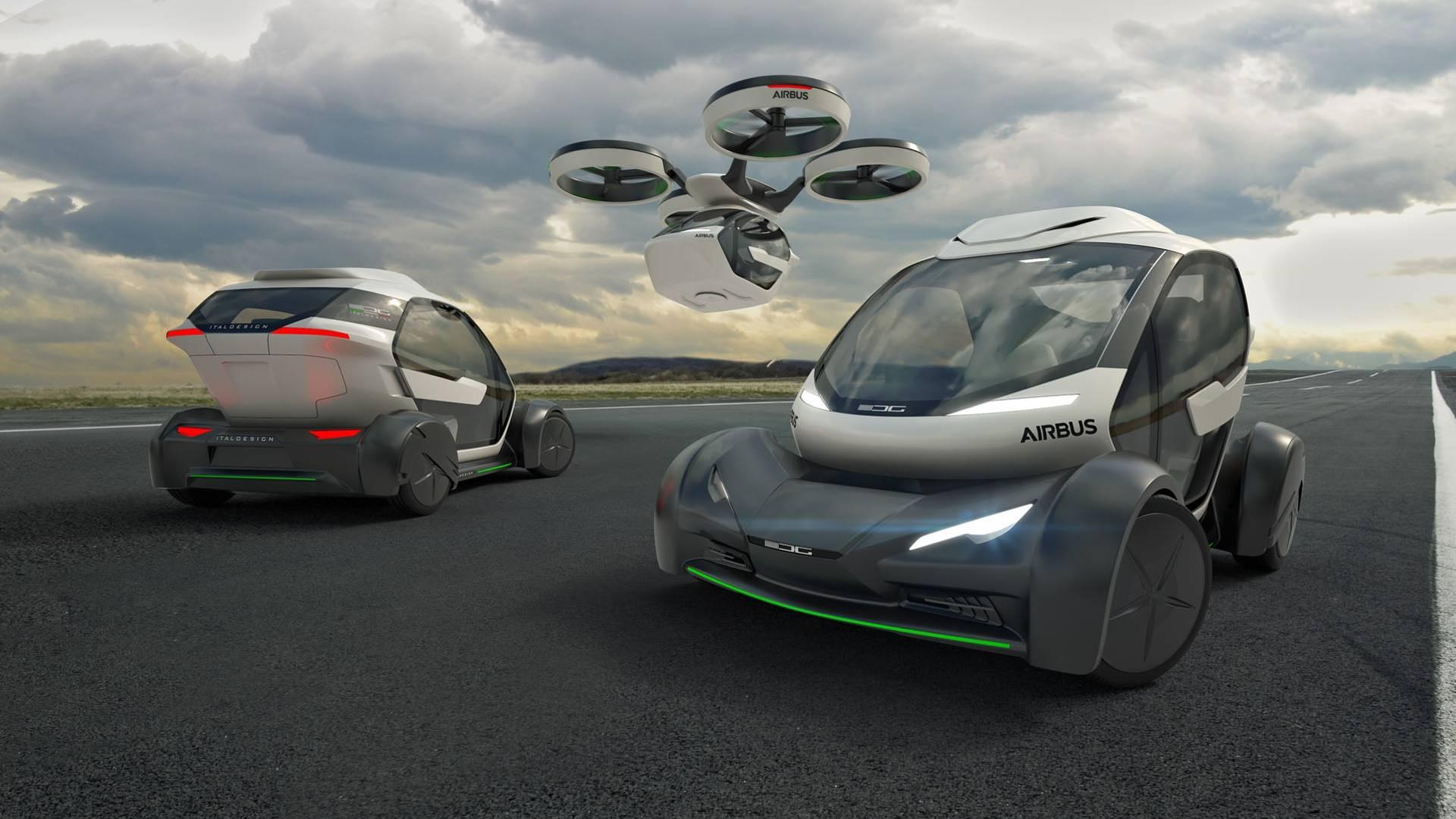 Audi Airbus ItalDesign Pop.Up Next concept (10)