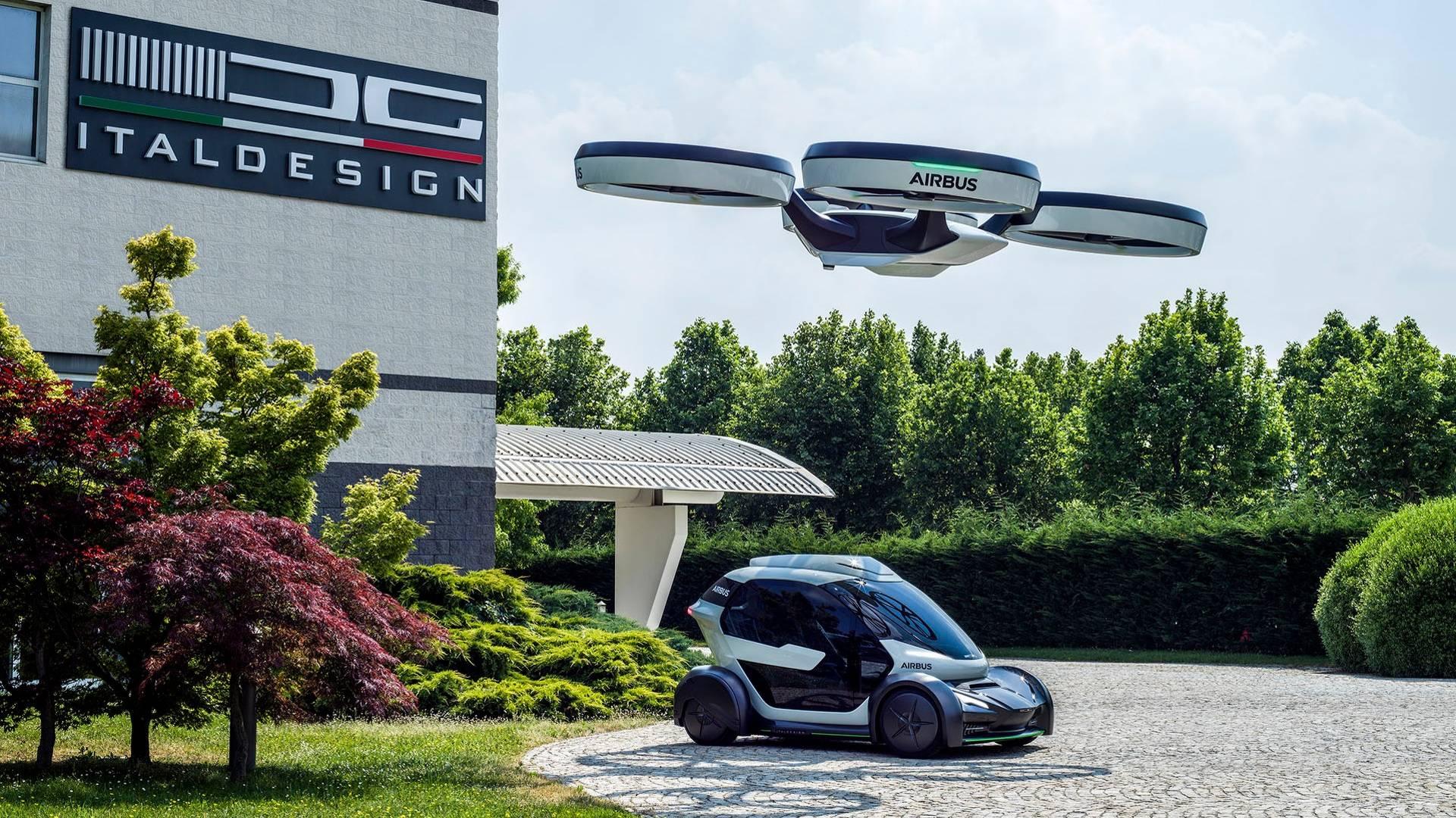 Audi Airbus ItalDesign Pop.Up Next concept (11)