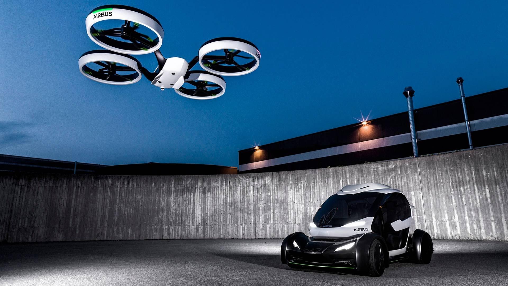 Audi Airbus ItalDesign Pop.Up Next concept (14)