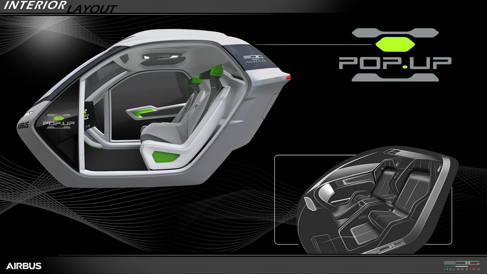 Audi Airbus ItalDesign Pop.Up Next concept (2)