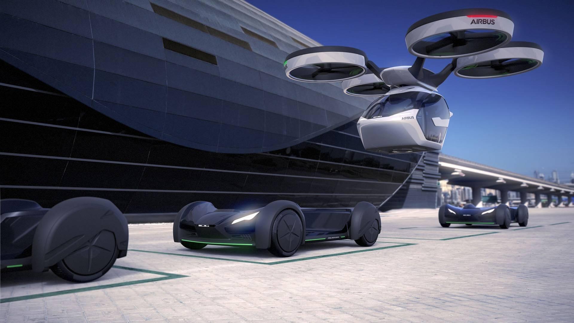 Audi Airbus ItalDesign Pop.Up Next concept (5)
