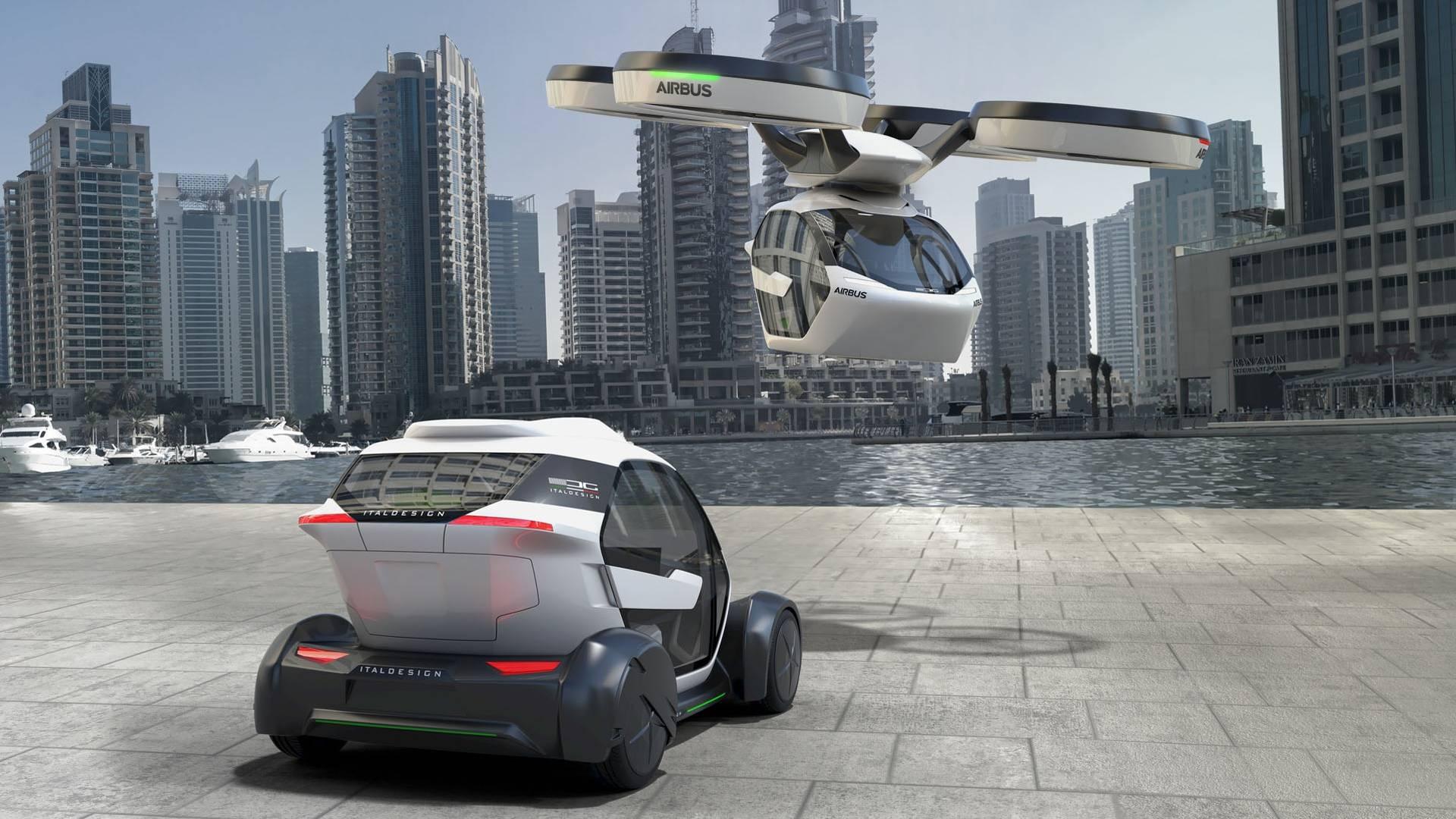 Audi Airbus ItalDesign Pop.Up Next concept (8)