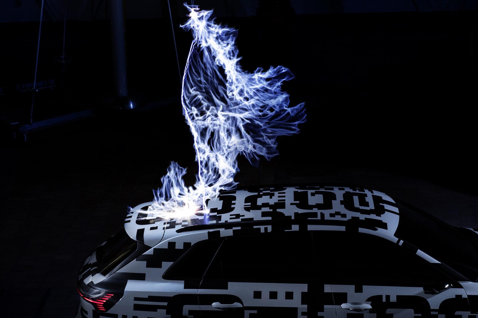 Audi e-tron faraday cage (4)