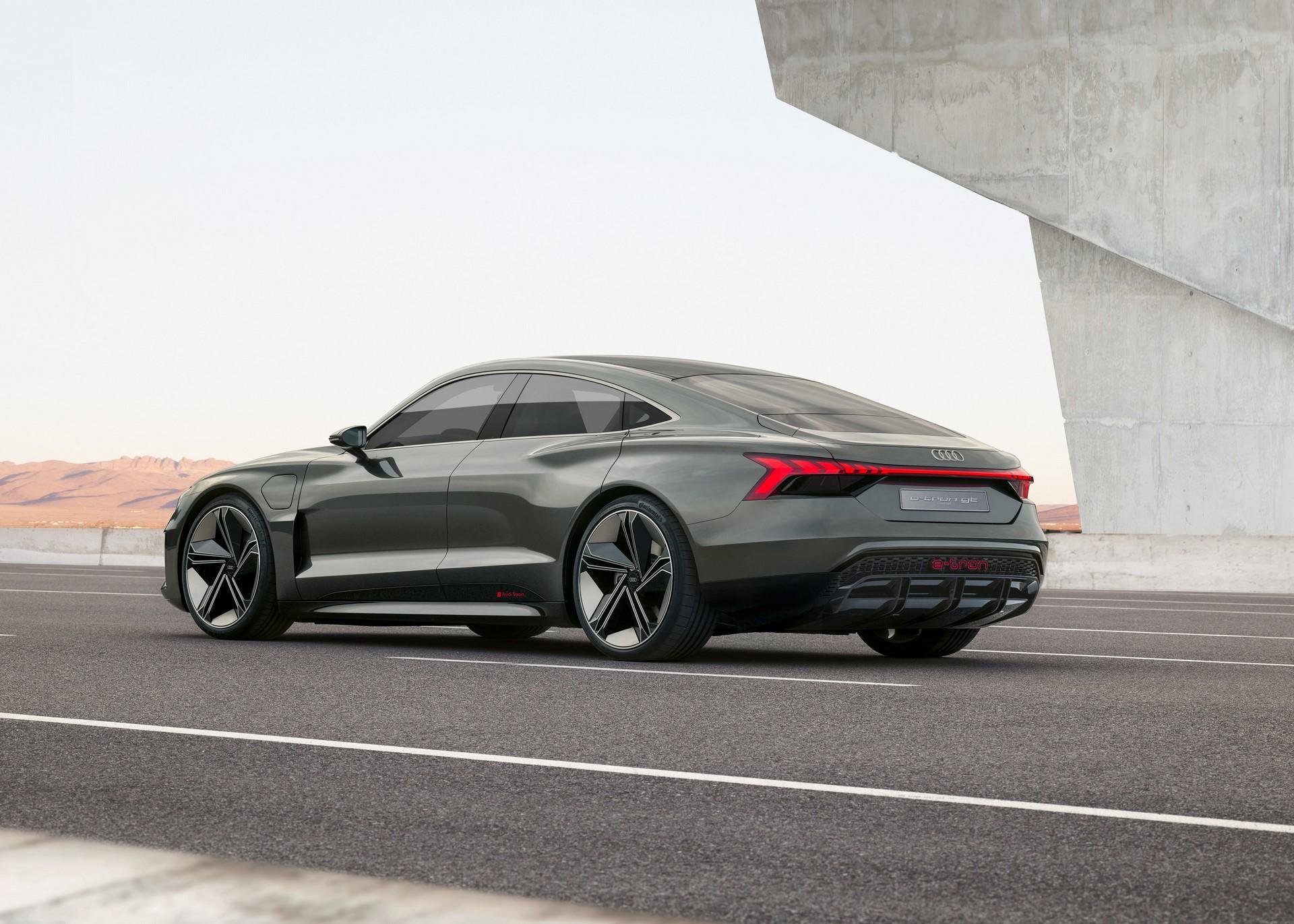 Audi E-Tron GT Concept (3)