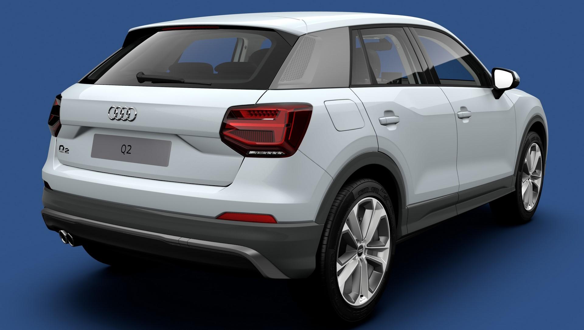 Audi puts partial matting into volume production