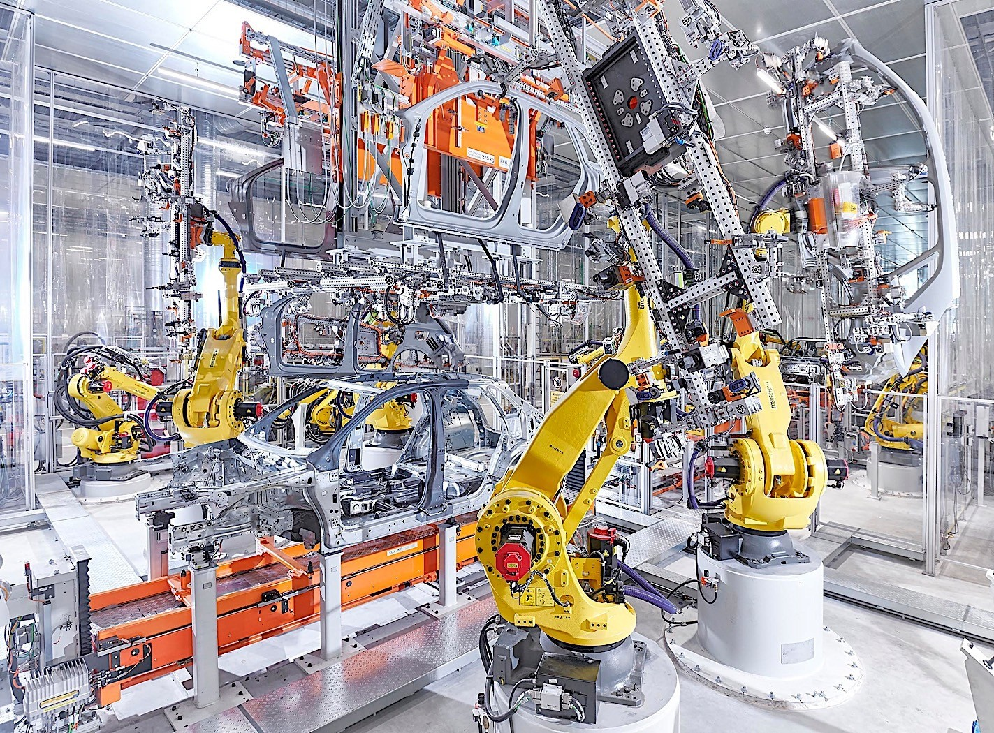 Audi Q3 production plant factory (5)