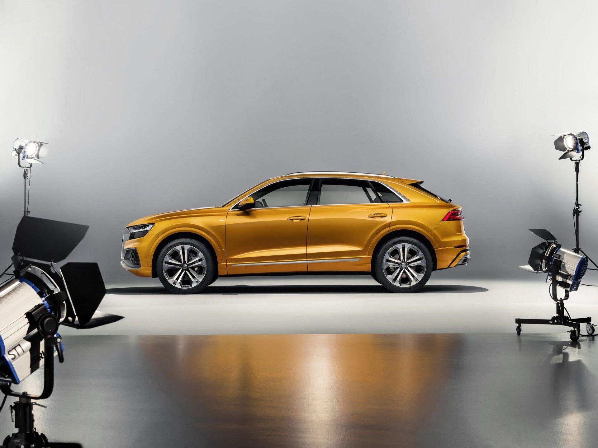 Audi Q8 2018 First Photos (10)