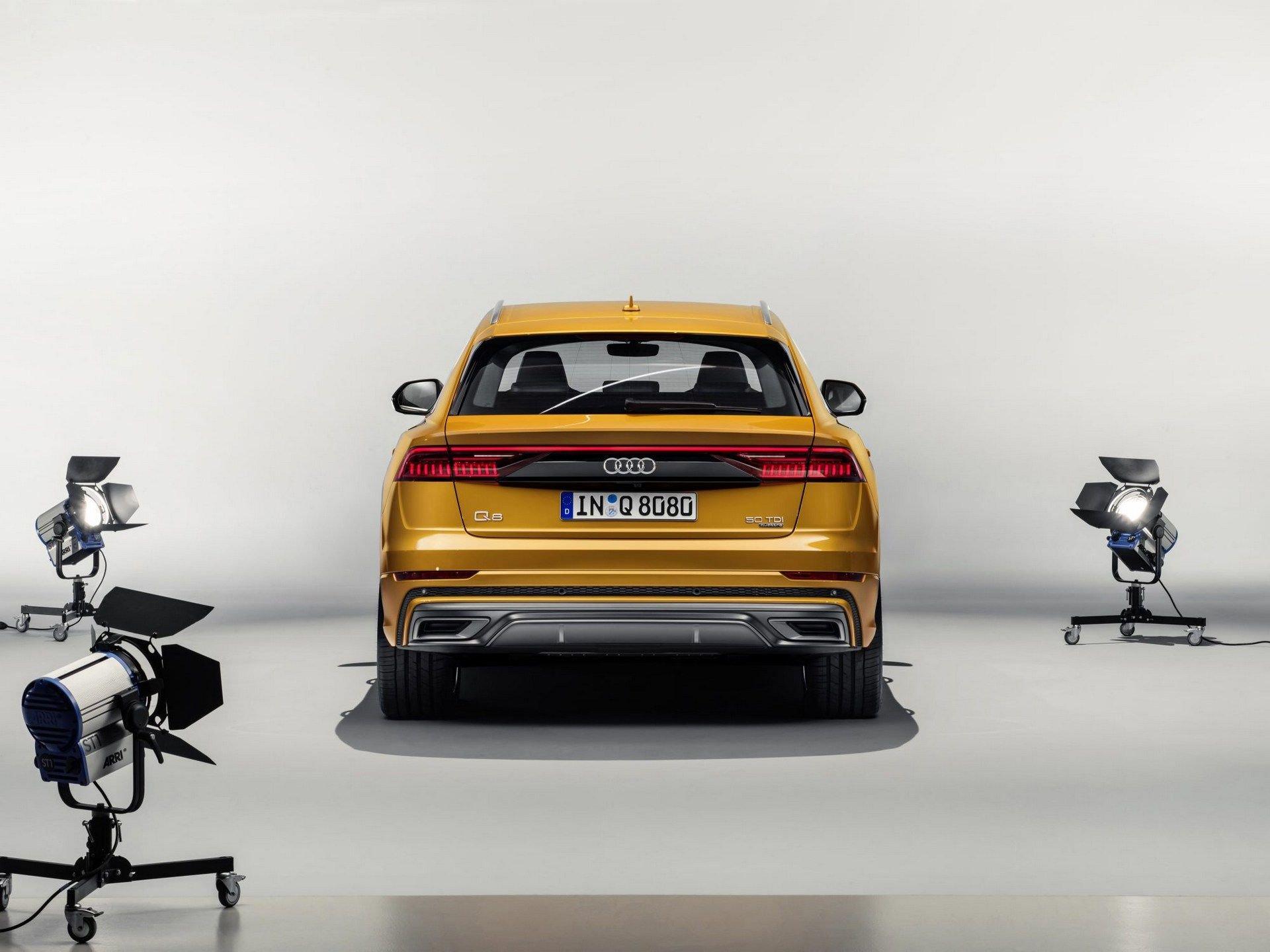 Audi Q8 2018 First Photos (11)