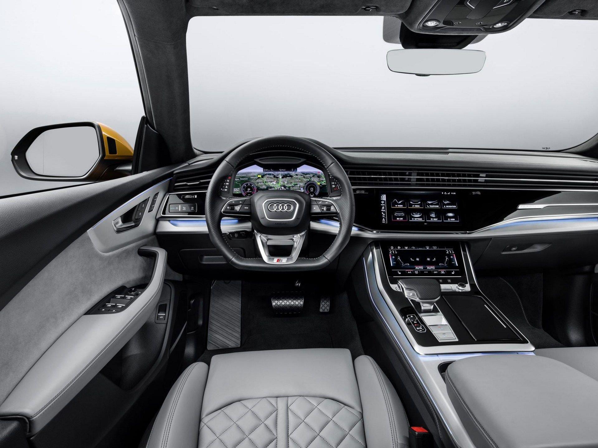 Audi Q8 2018 First Photos (12)