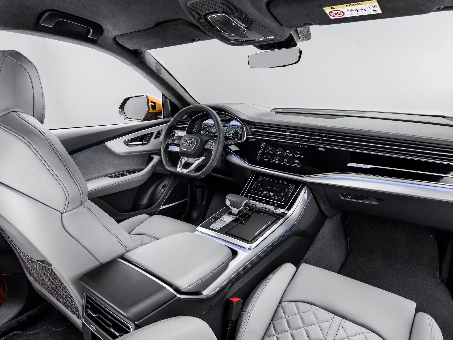 Audi Q8 2018 First Photos (13)