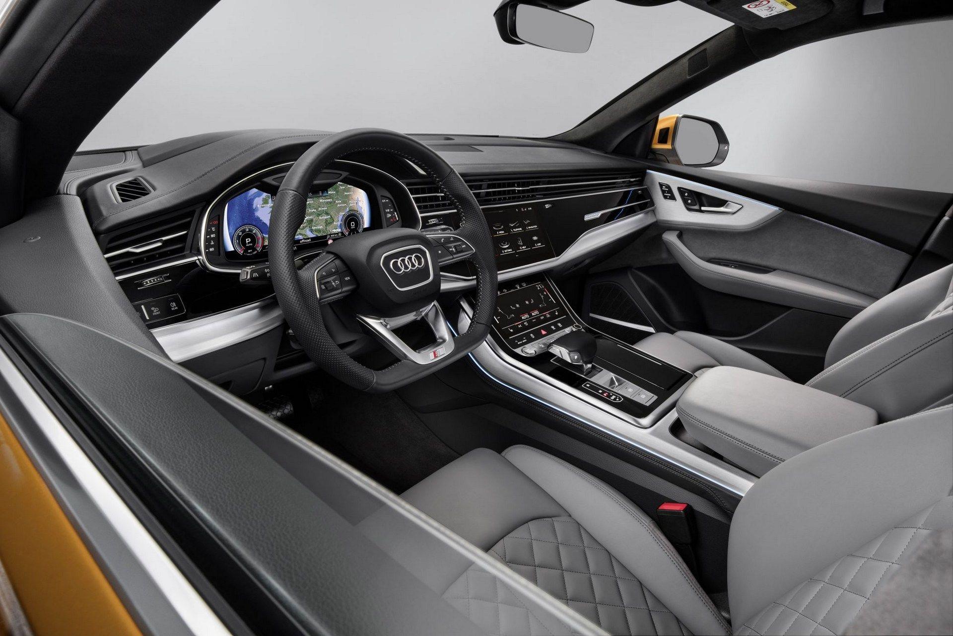 Audi Q8 2018 First Photos (14)