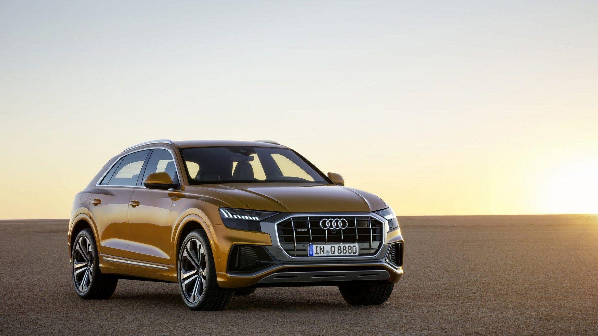 Audi Q8 2018 First Photos (4)