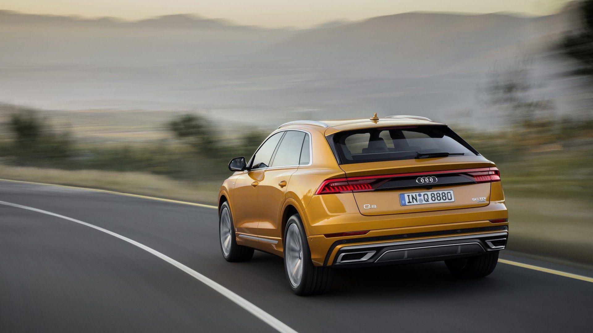 Audi Q8 2018 First Photos (6)