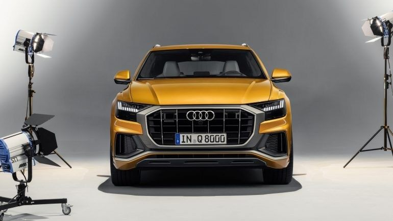 Audi Q8 2018 First Photos (7)