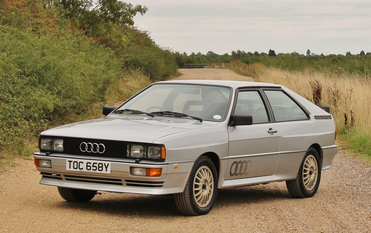 Audi Quattro pre-production (1)
