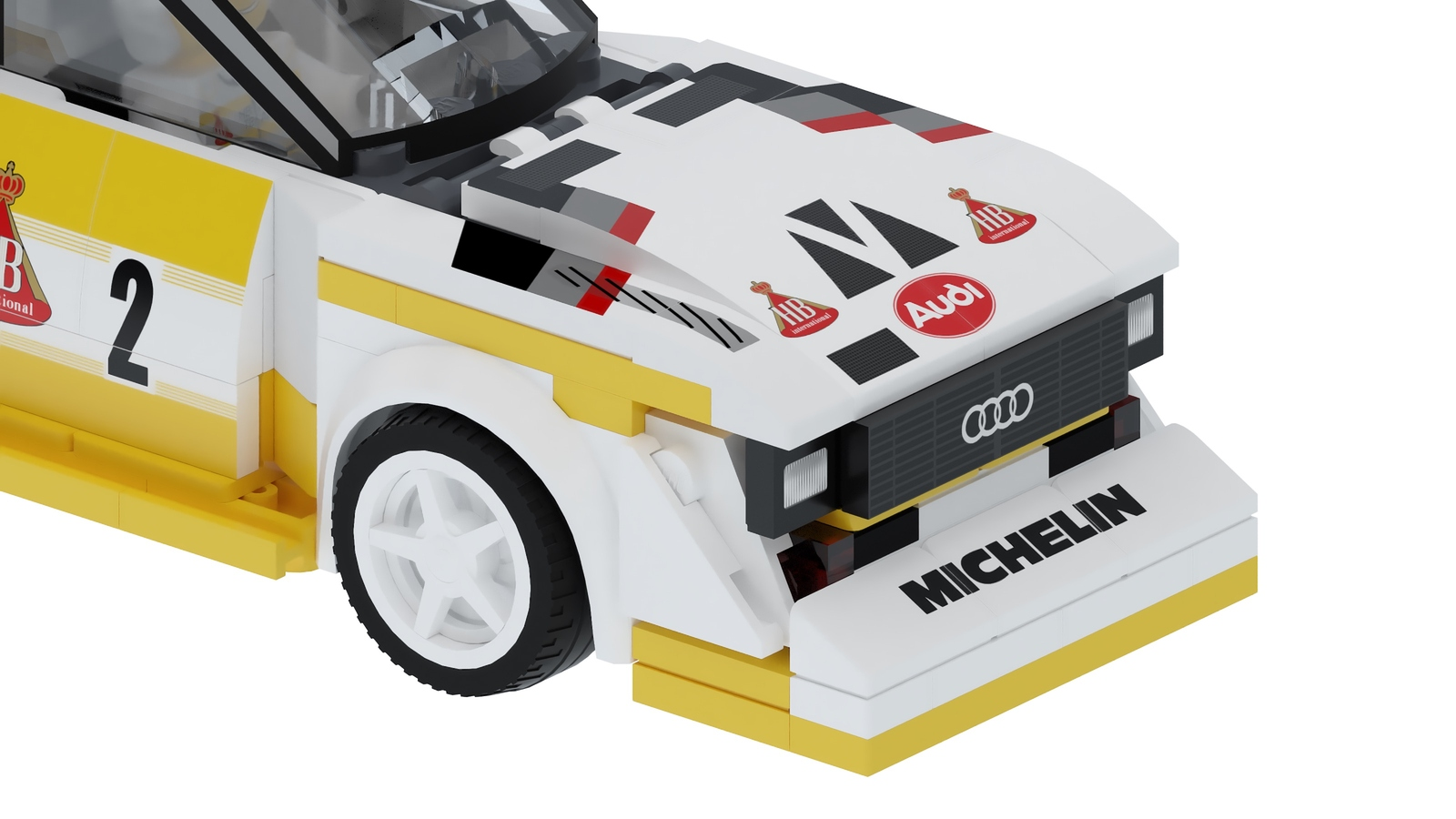 Audi Quattro S1 E2 Group B by Lego (13)