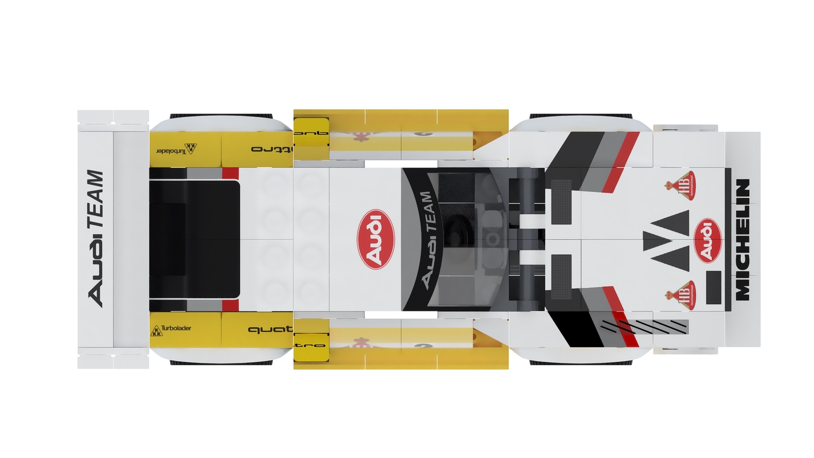 Audi Quattro S1 E2 Group B by Lego (15)
