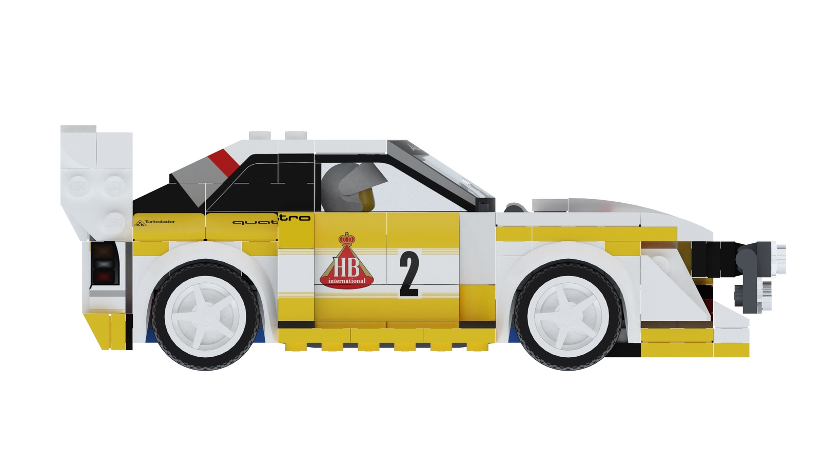 Audi Quattro S1 E2 Group B by Lego (5)