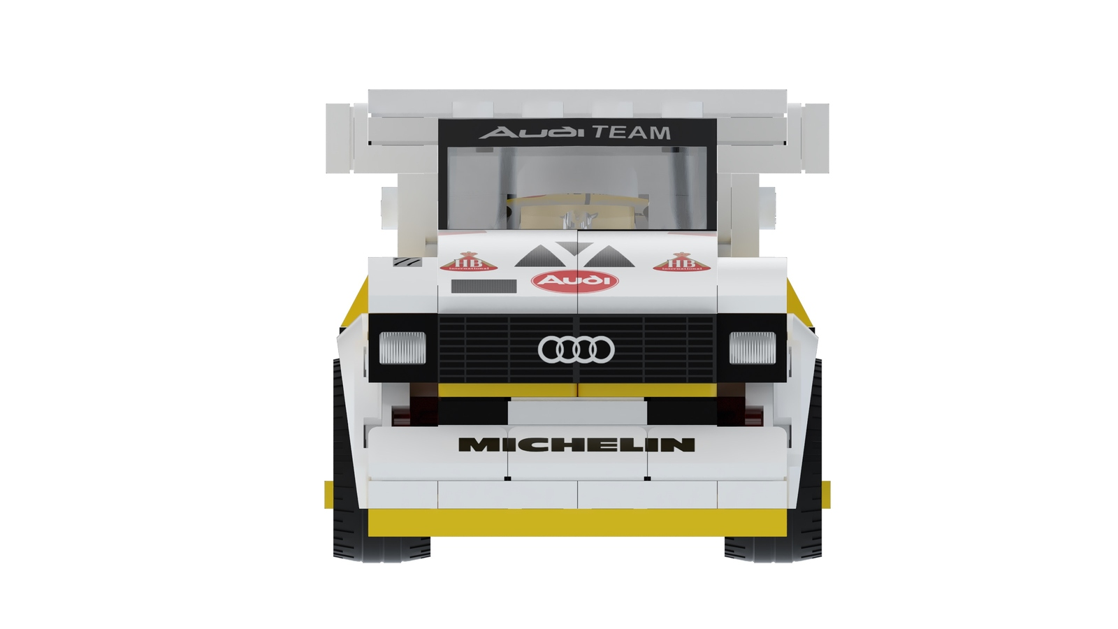 Audi Quattro S1 E2 Group B by Lego (6)