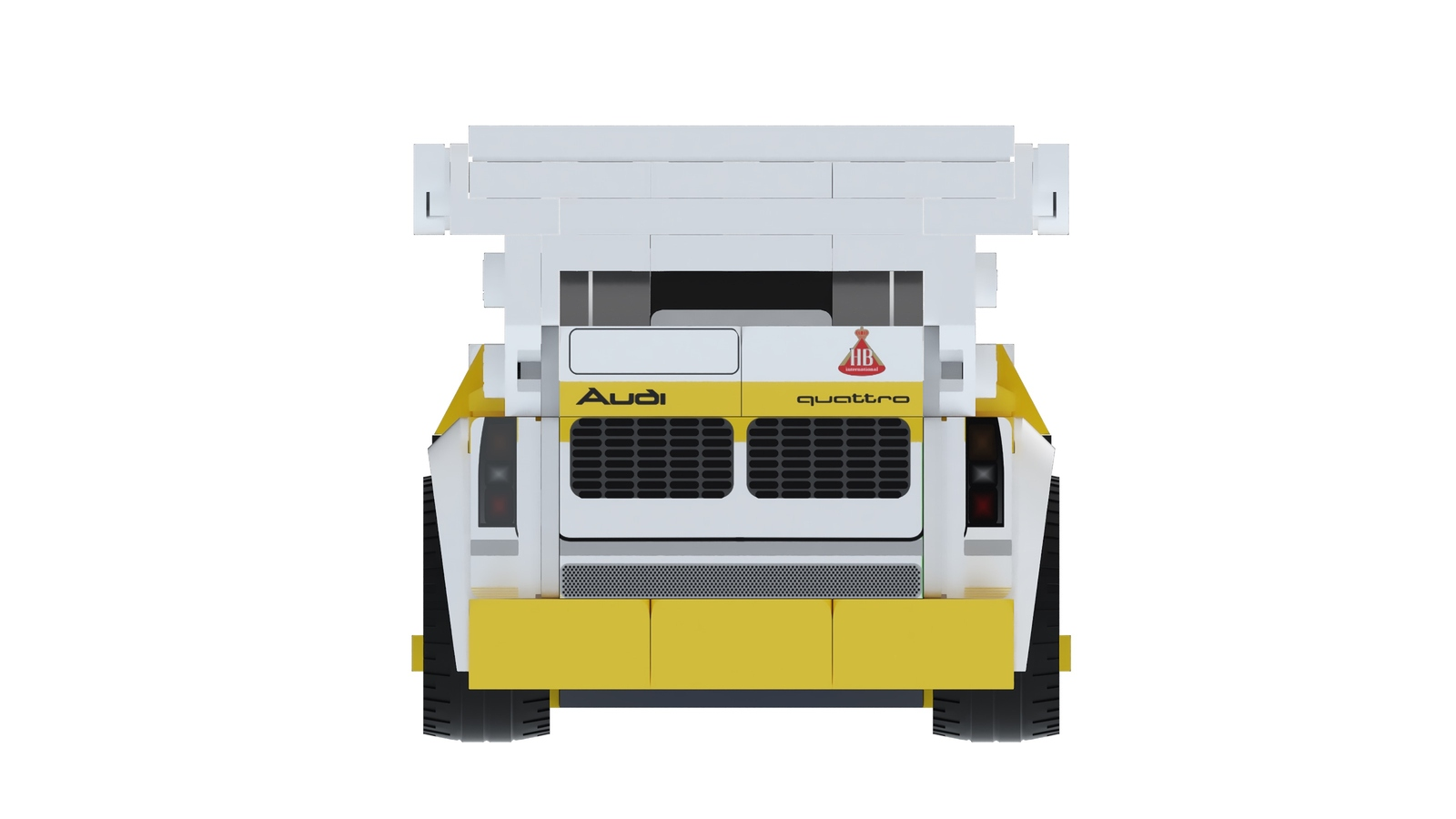 Audi Quattro S1 E2 Group B by Lego (7)