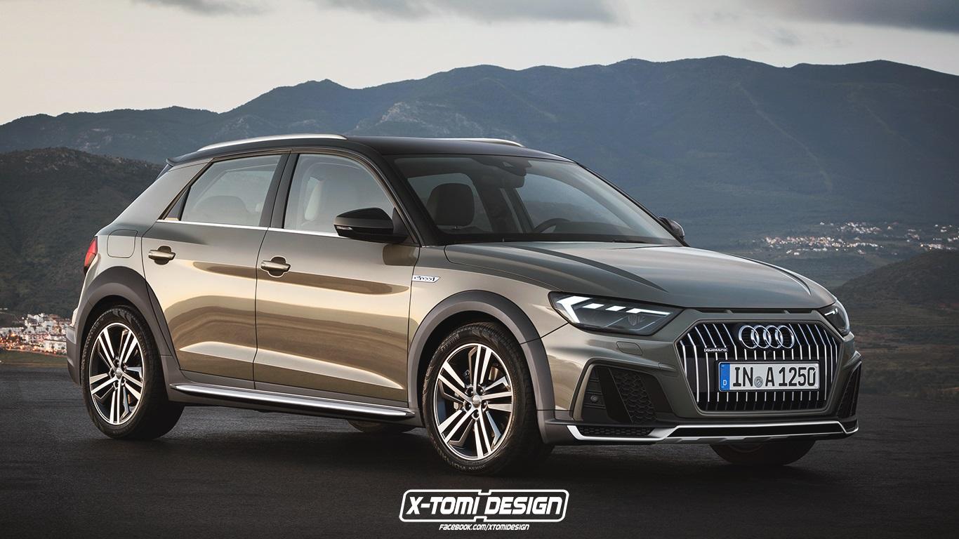 Audi A1 Allroad Quattro2