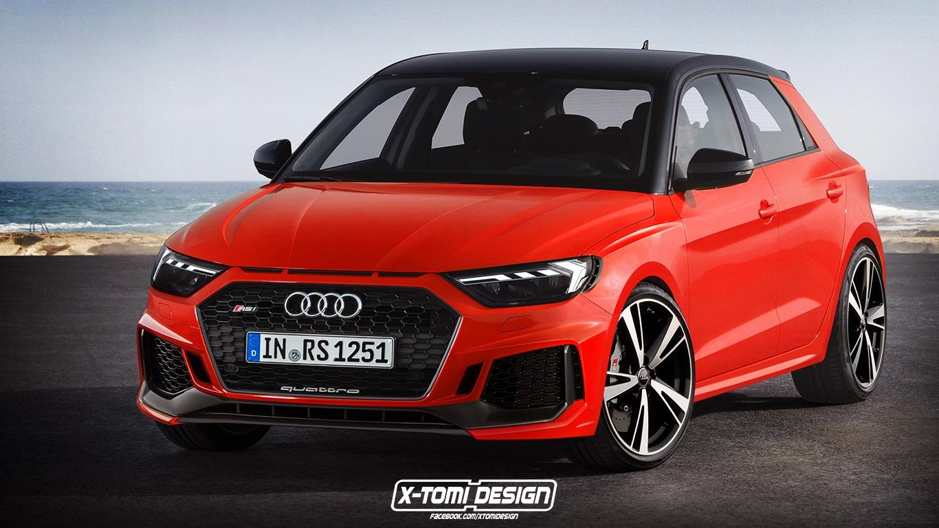 Audi RS1 2