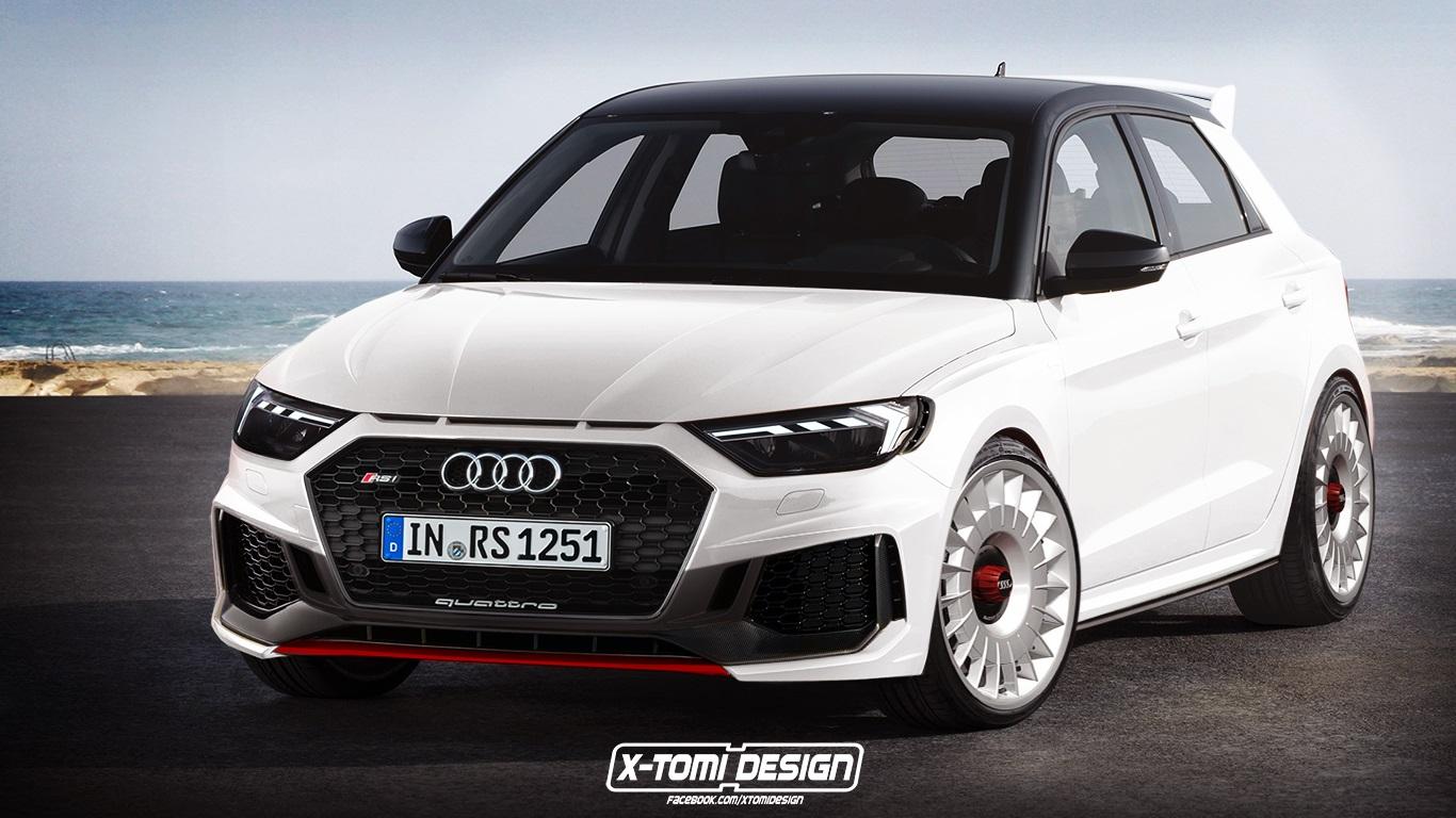 Audi RS1 Clubsport Quattro2