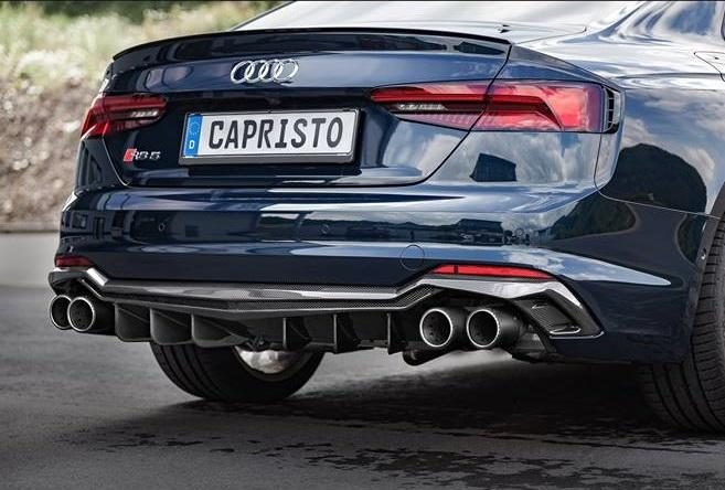 Audi RS5 Coupe Carbon Fiber bodykit by Capristo (3)