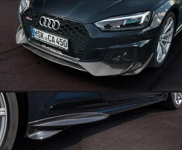 Audi RS5 Coupe Carbon Fiber bodykit by Capristo (5)