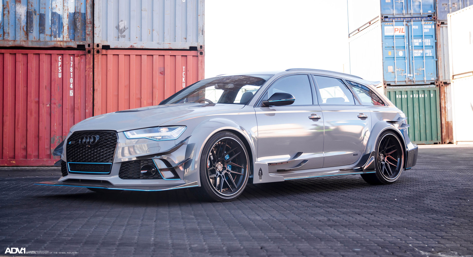Audi RS6 Avant By Race (1)