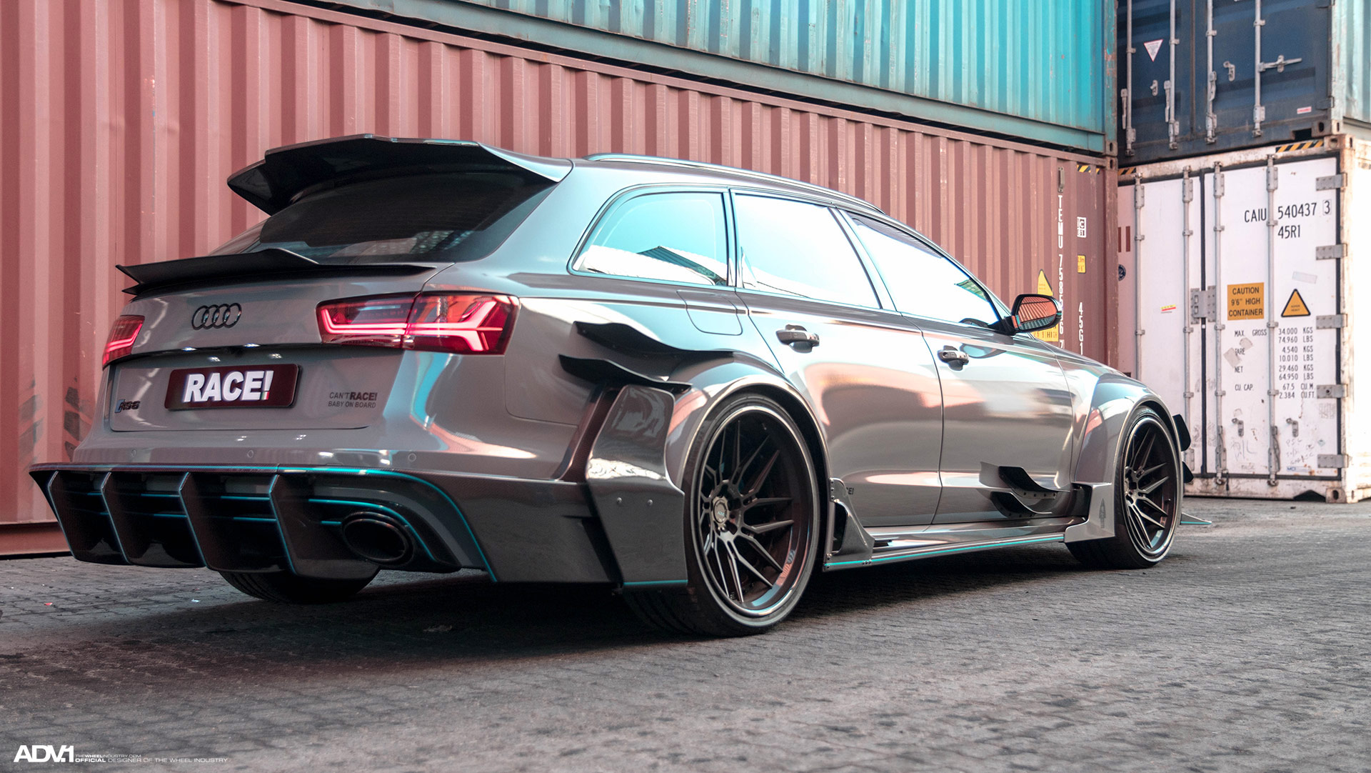 Audi RS6 Avant By Race (12)
