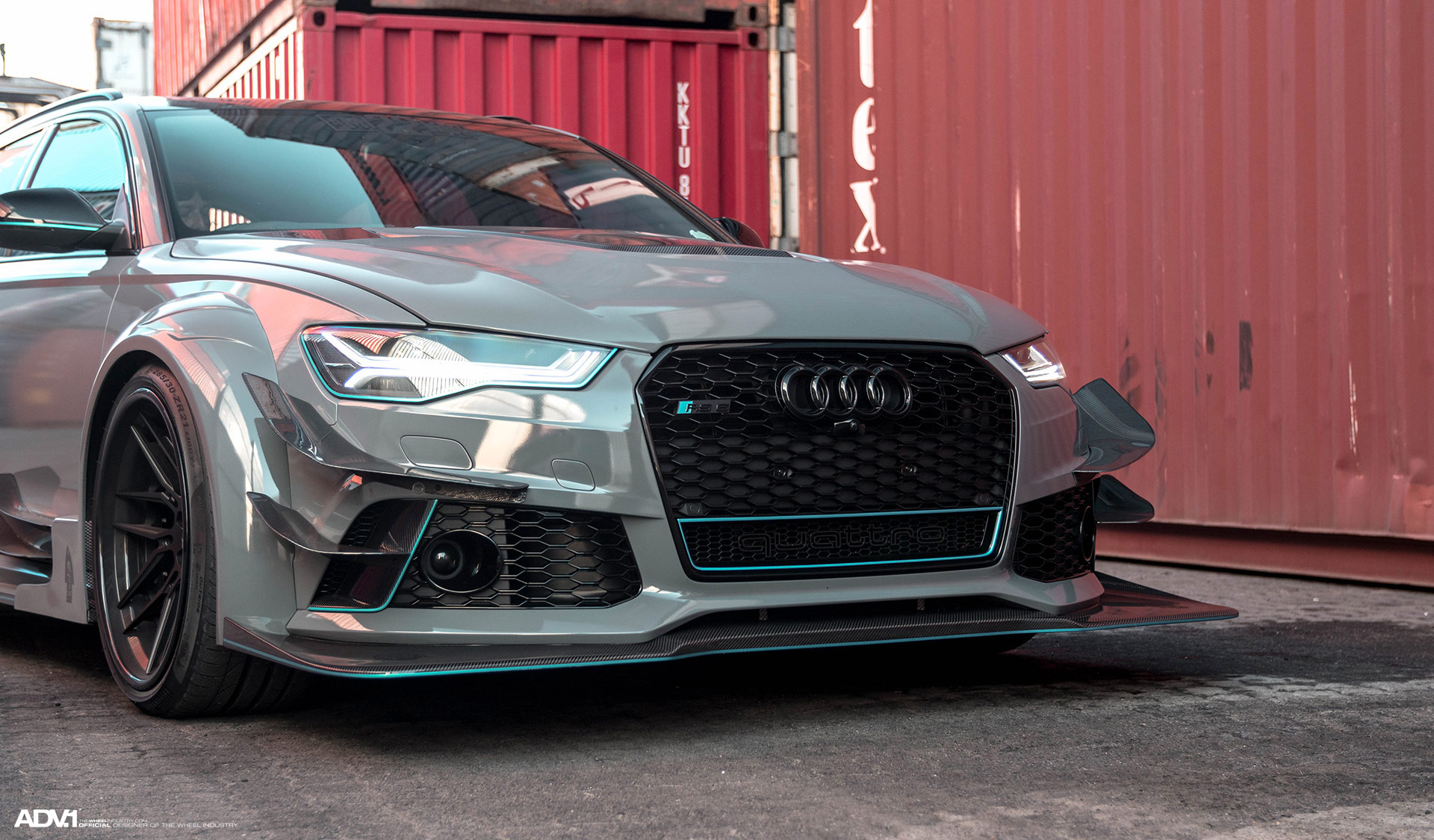 Audi RS6 Avant By Race (13)
