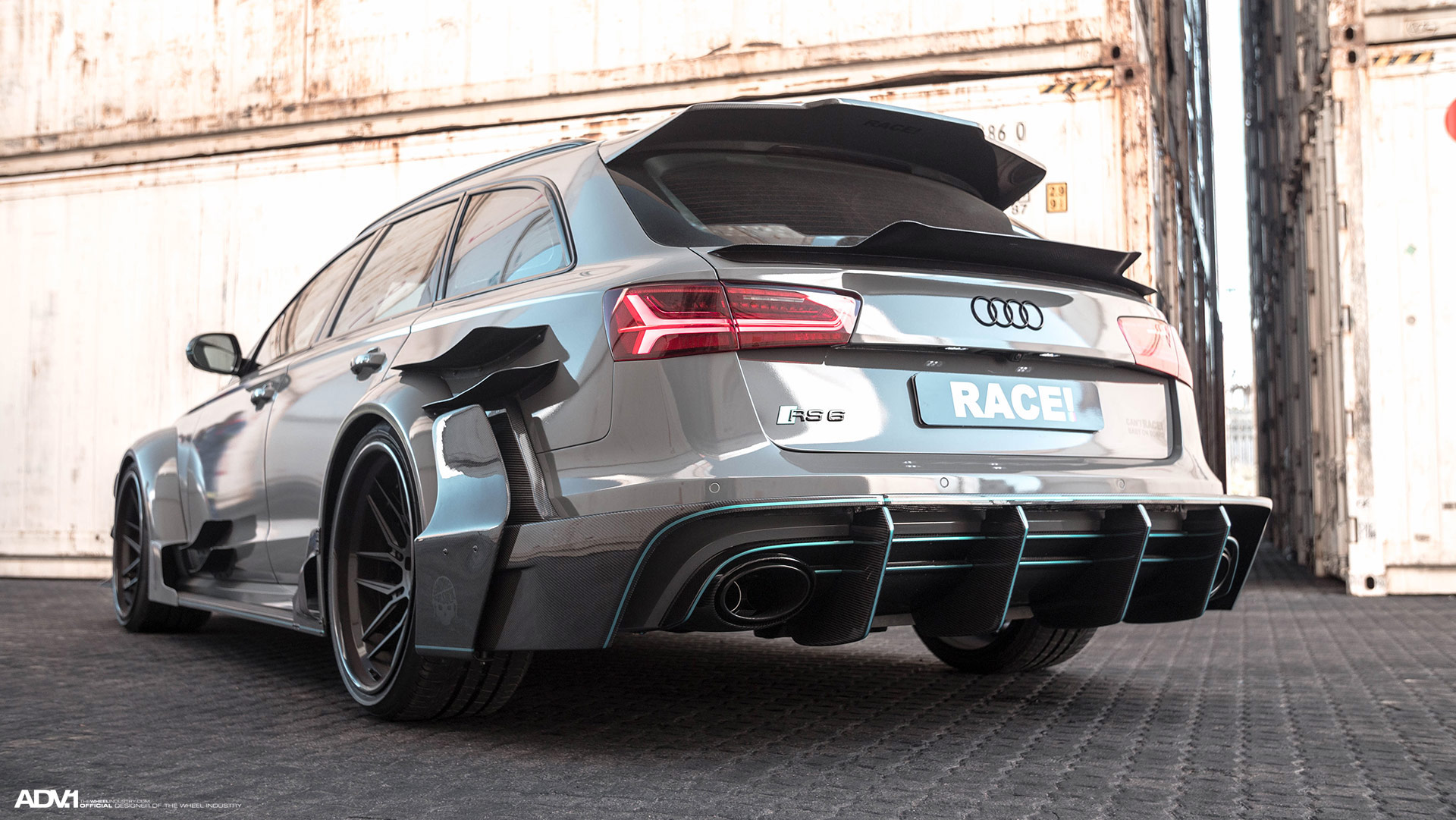 Audi RS6 Avant By Race (18)