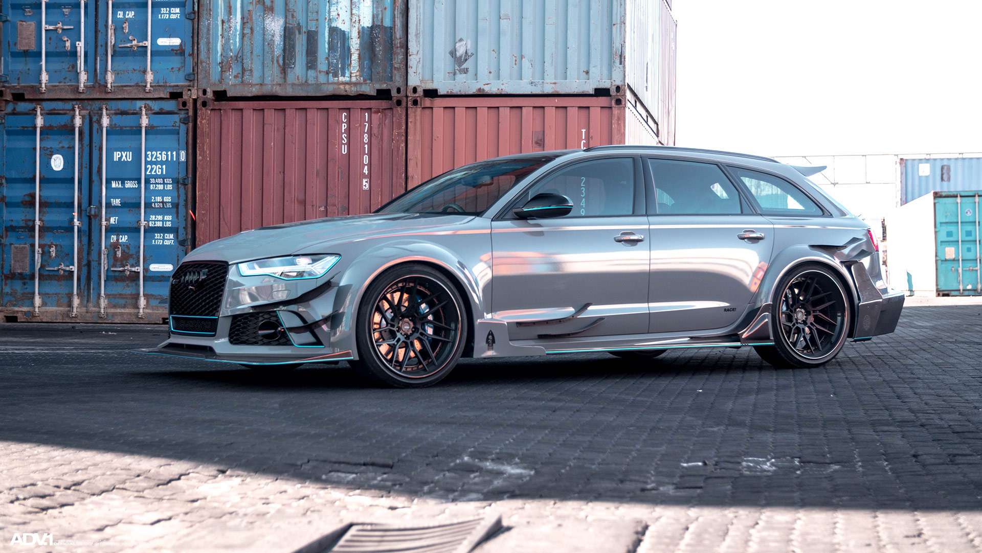 Audi RS6 Avant By Race (32)