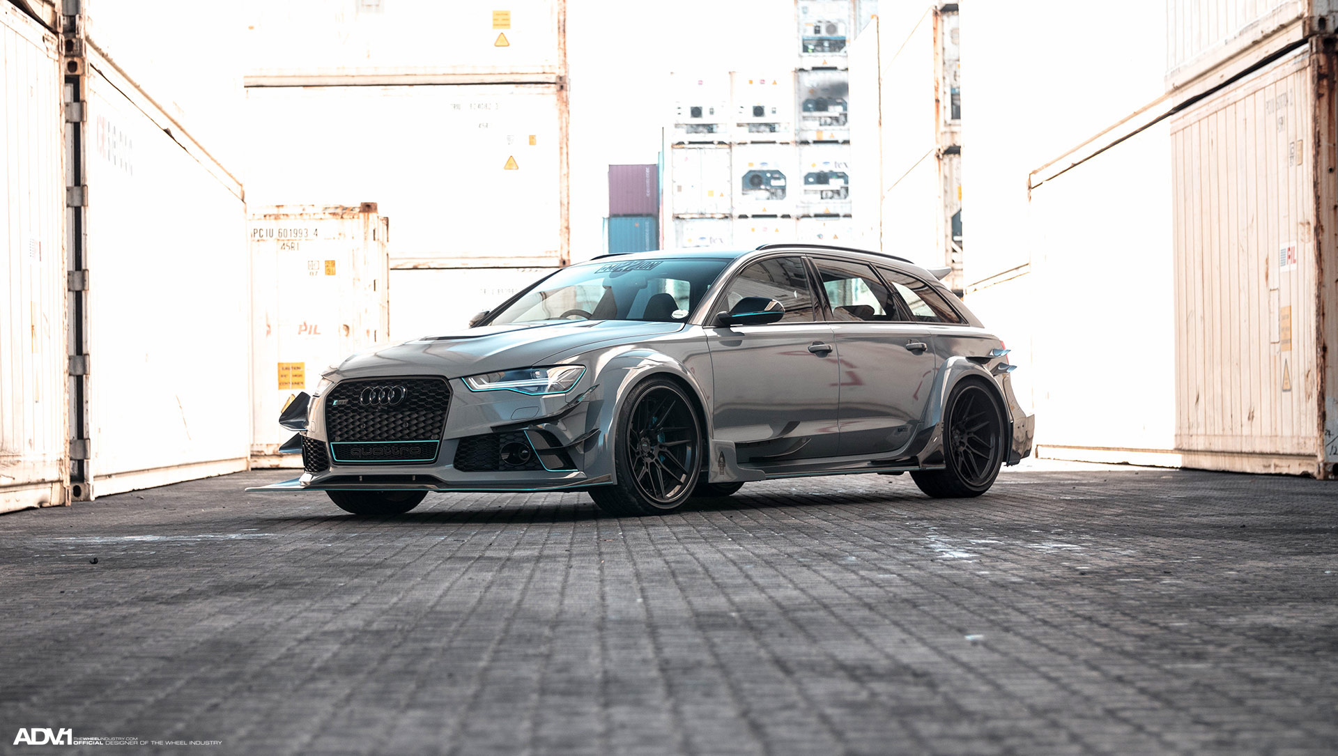 Audi RS6 Avant By Race (47)