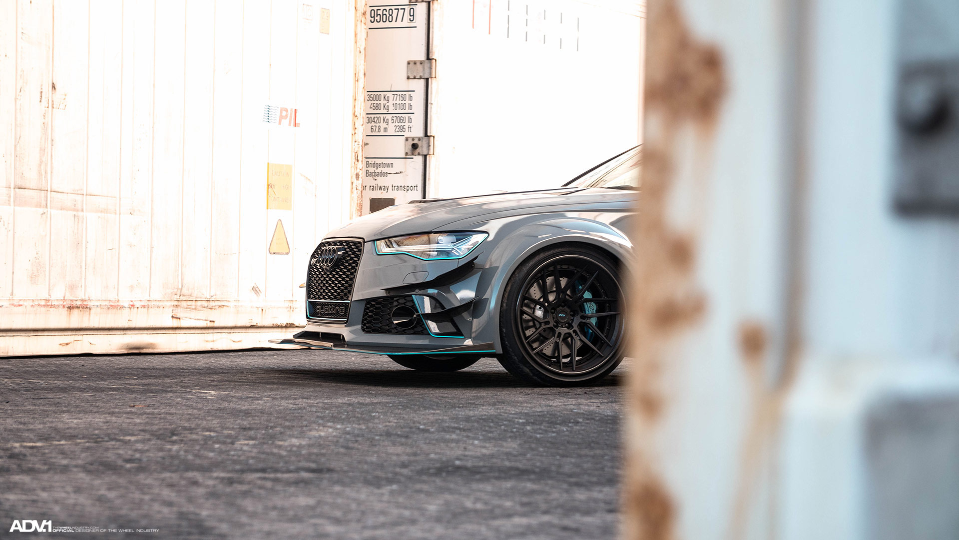 Audi RS6 Avant By Race (48)