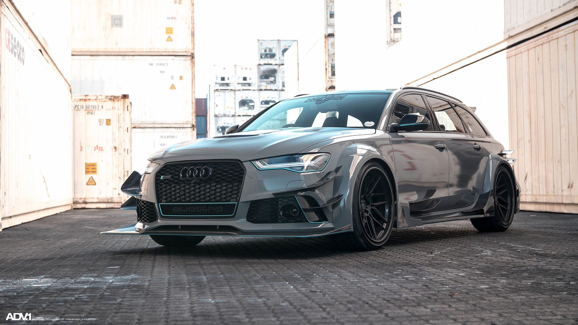 Audi RS6 Avant By Race (49)