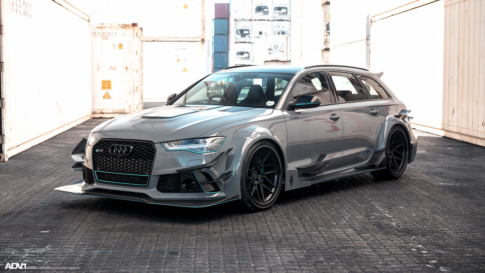 Audi RS6 Avant By Race (50)