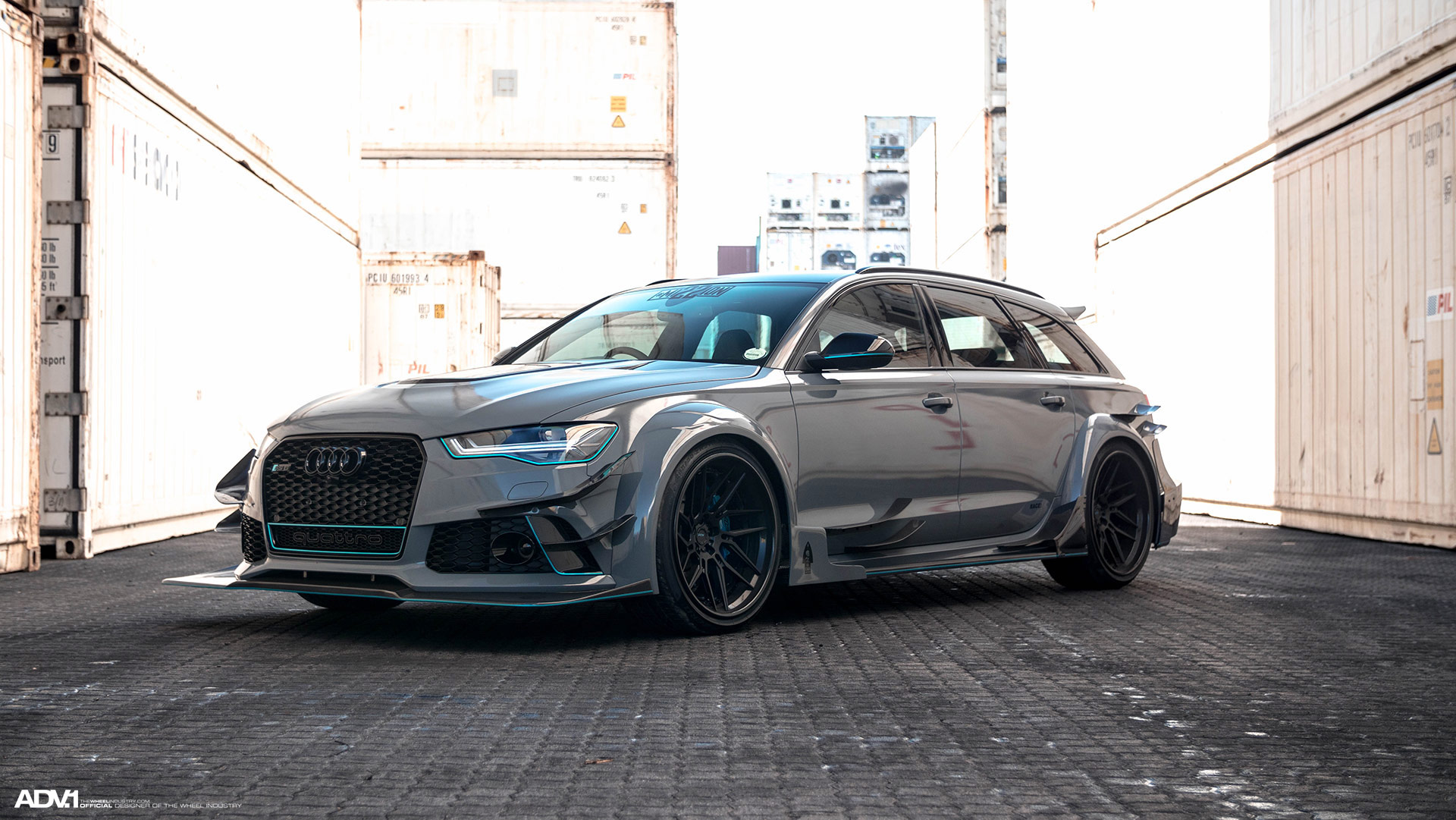 Audi RS6 Avant By Race (52)