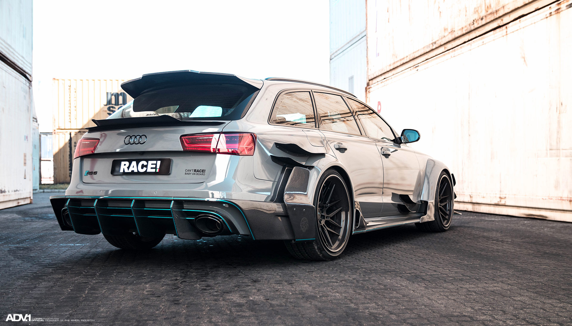 Audi RS6 Avant By Race (54)
