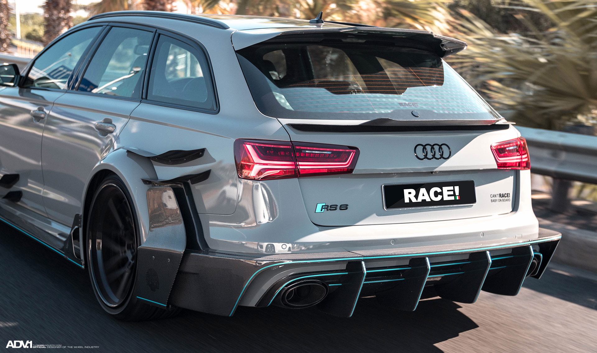 Audi RS6 Avant By Race (62)