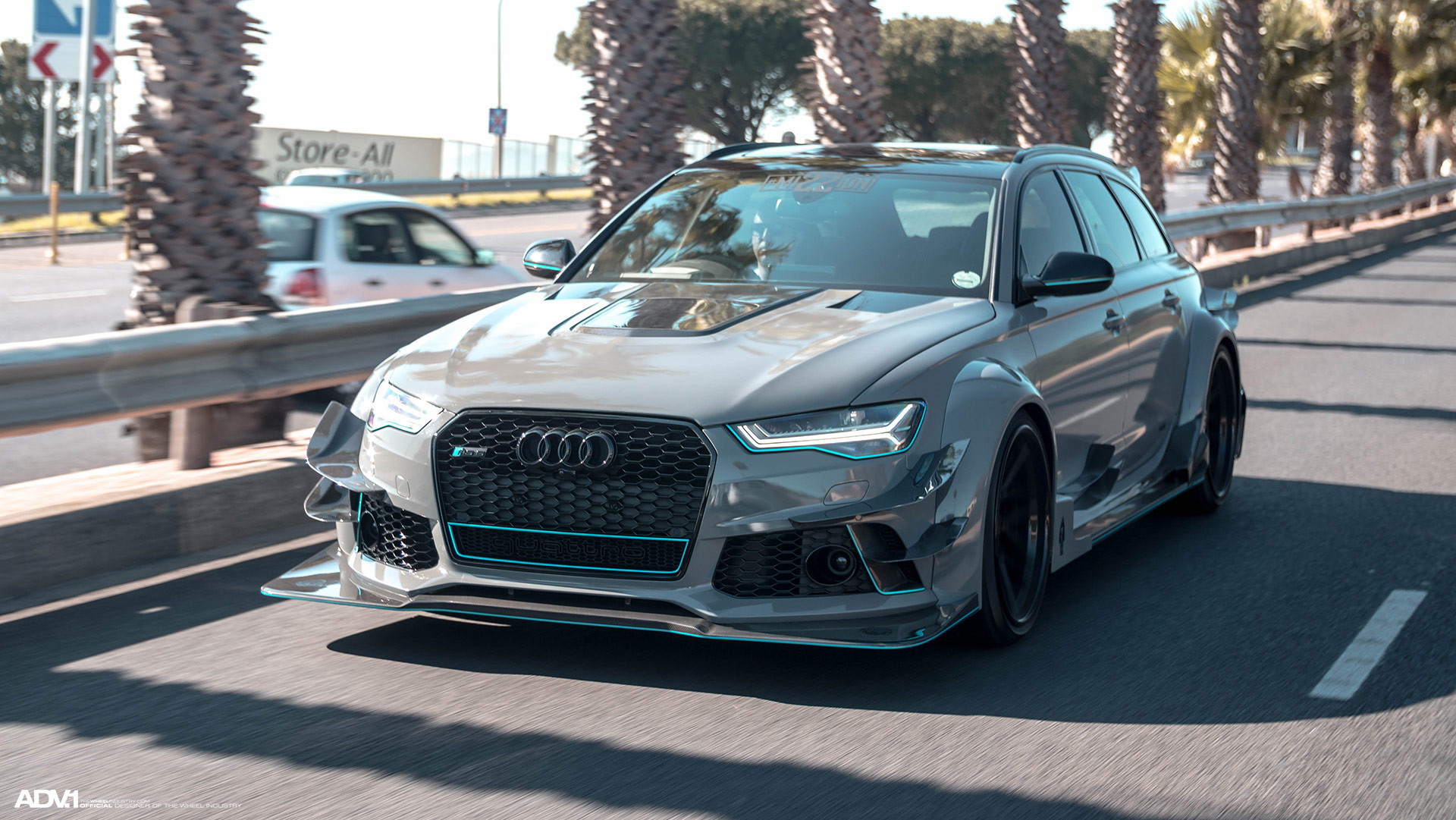 Audi RS6 Avant By Race (64)