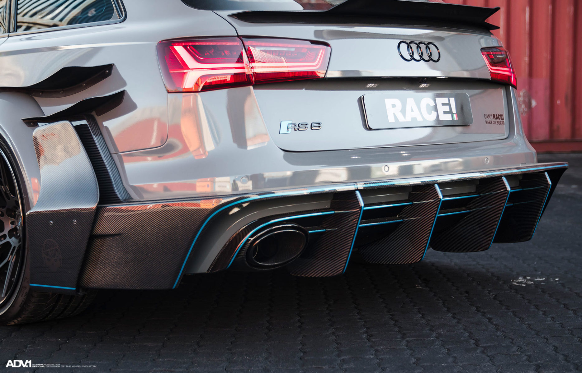 Audi RS6 Avant By Race (7)