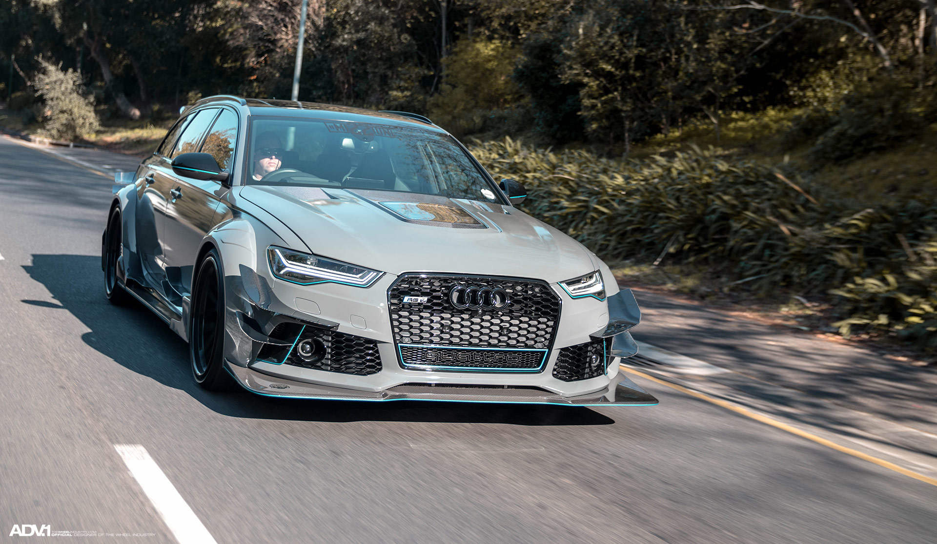 Audi RS6 Avant By Race (70)