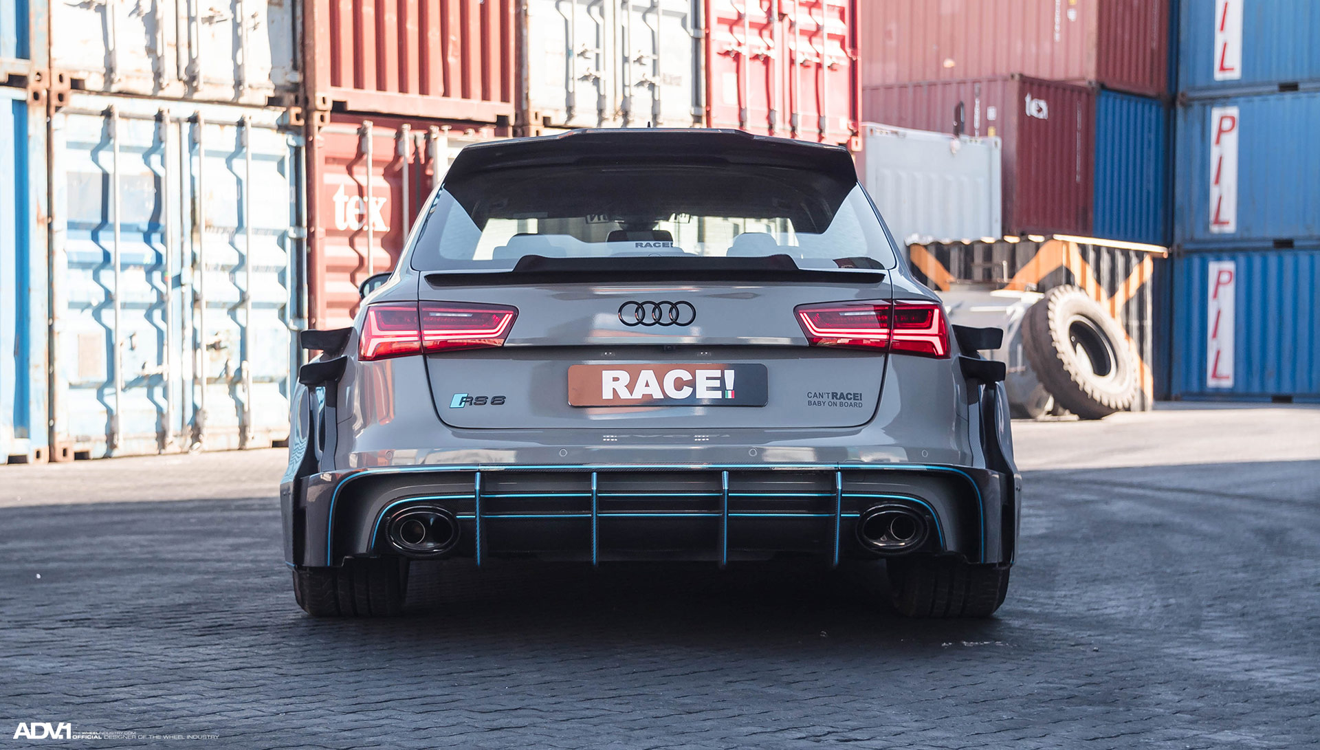 Audi RS6 Avant By Race (9)