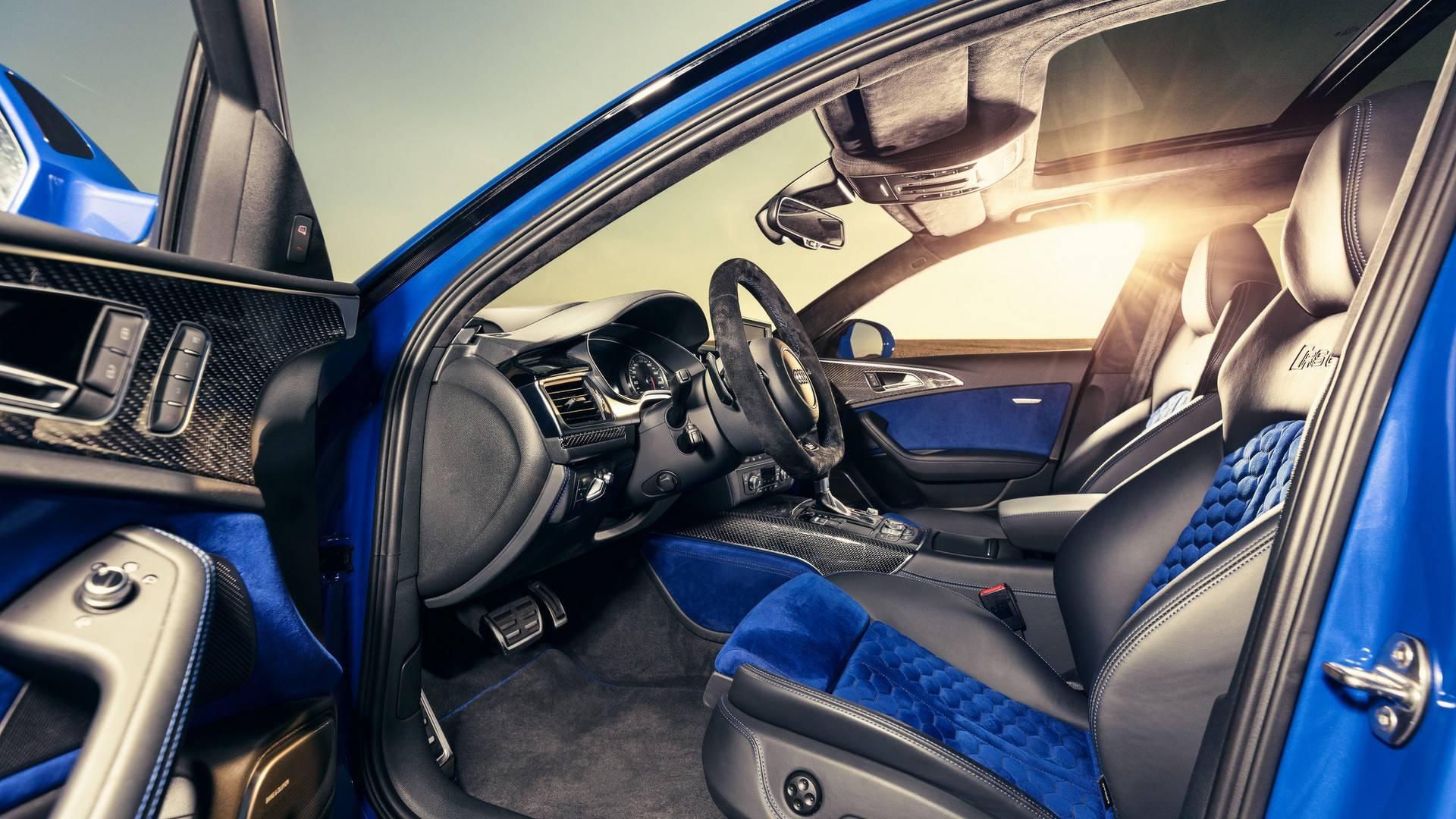Hochleistungssportler in limitierter Sonderserie: Audi RS 6 Avan